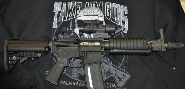 "Take Aim Custom 10.5"" SBR"