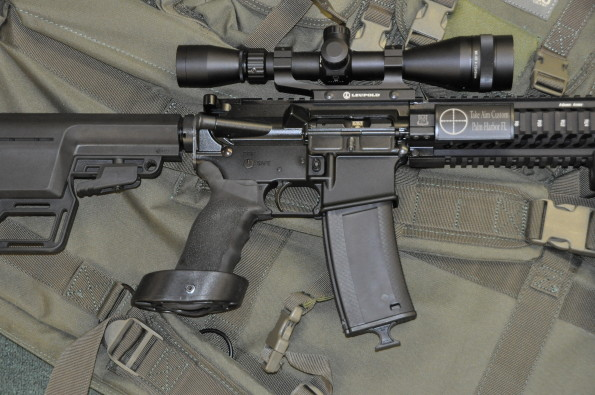 Take Aim Custom Long range tactical carbine