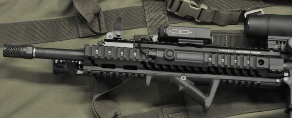 "Take Aim Custom ""Kitchen Sink"" AR15 Carbine"